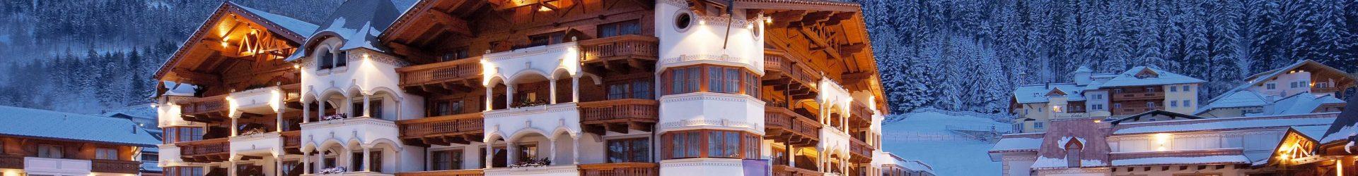 Pionier en legende van luxe in de Alpen: het fijnproevers- & relaxresort Trofana Royal