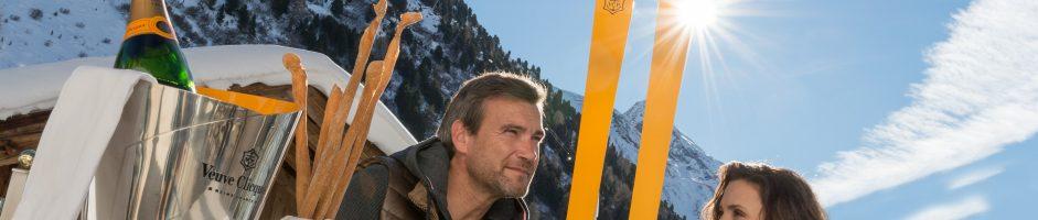 Zo 'wauw' kan skiën zijn!
