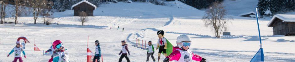Silberregion Karwendel: de hele winter gratis kinderskicursus!