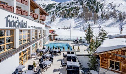 Eindeloze pistes, sneeuwgarantie en geen wachttijden. High-end skiën in Obergurgl-Hochgurgl.