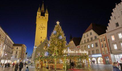 Out of the box citytrip met een typisch Straubinger 'Turmbeißer' tijdens de adventstijd