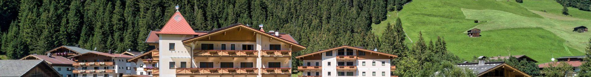Mis de bergen geen dag met de wandel- en skizomer in het Zillertal
