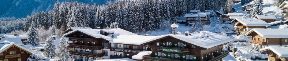 Winterwellness in Neukirchen in het Salzburgerland