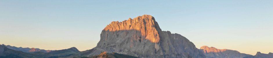 """Alleen te zien in de herfst: de """"Burning Dolomites"""""""
